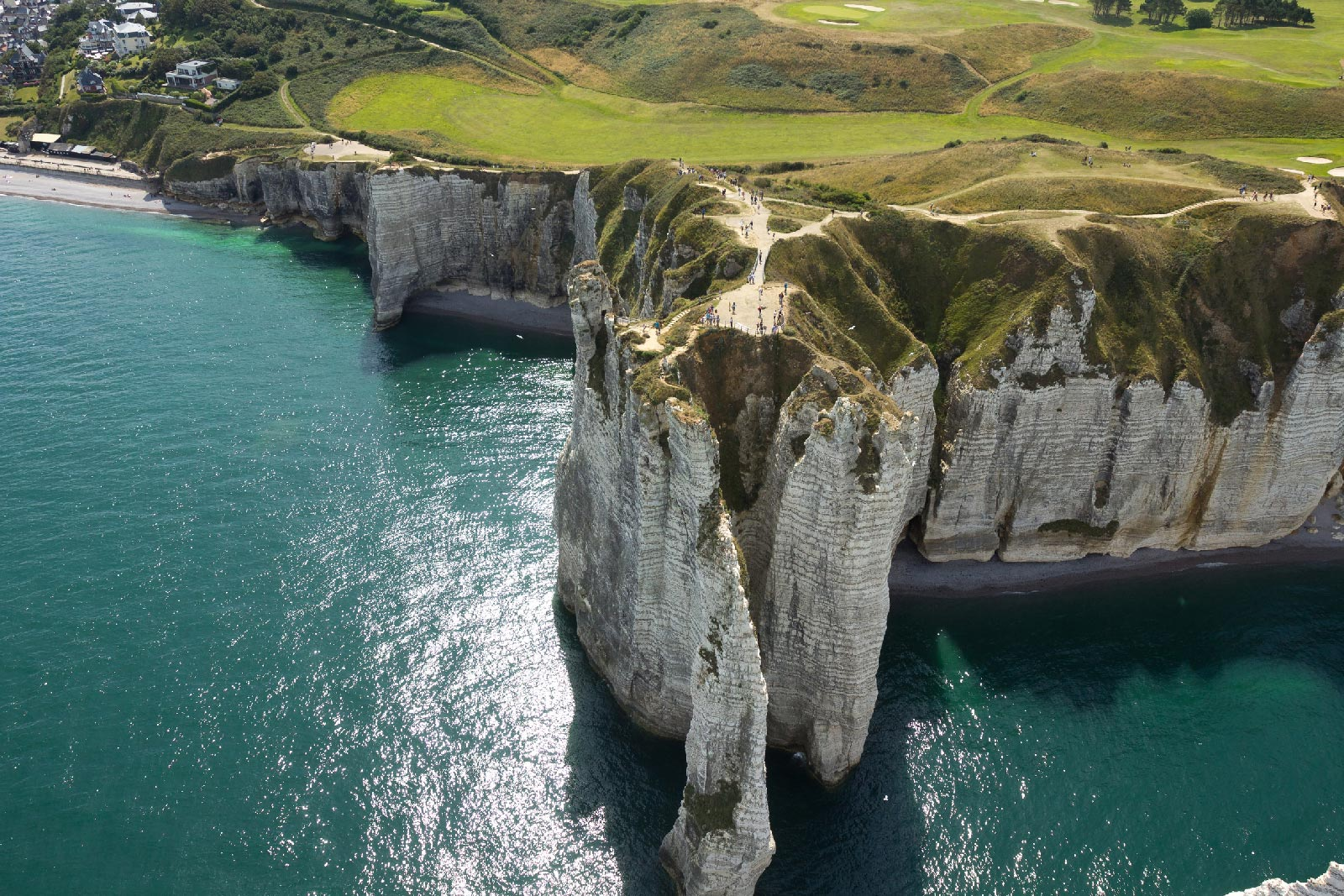 Visit Etretat Normandy Tourism France