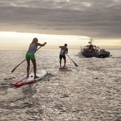 Watersports in Normandy
