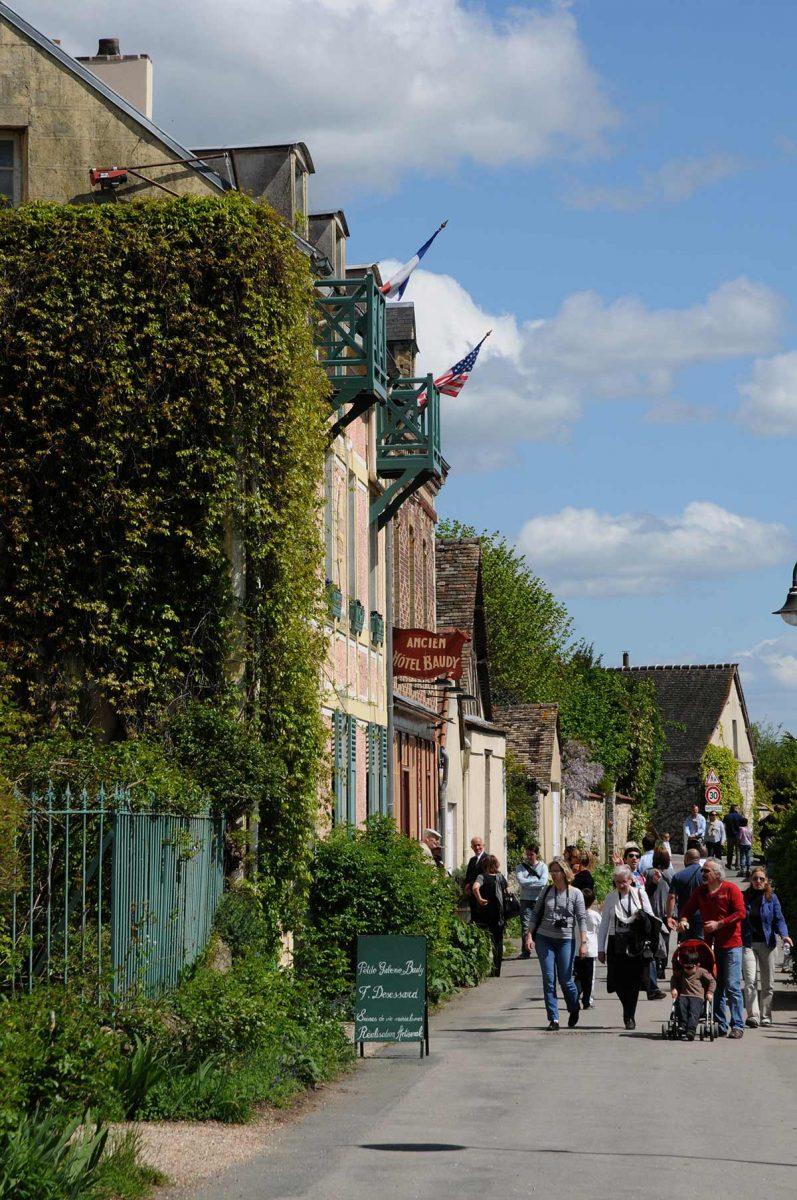 Village de Giverny - Impressionnisme