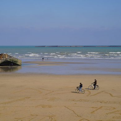 Our weekend family tour of the D-Day Landing Beaches