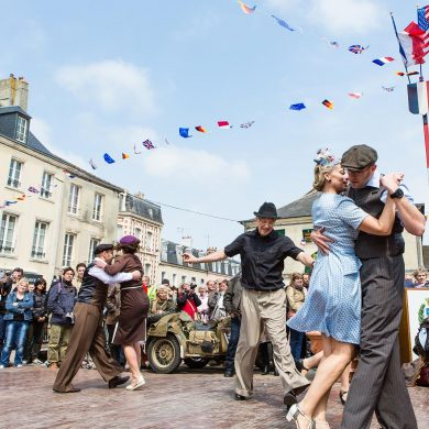 Commemorating D-Day and the Battle of Normandy