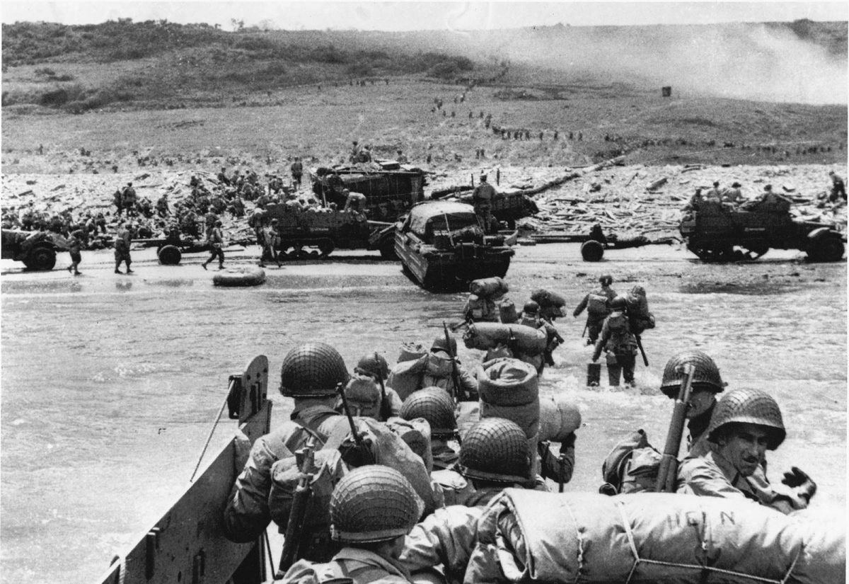 Débarquement à Omaha Beach - Archives D-Day