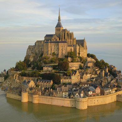 A fabulous weekend on the Mont-Saint-Michel