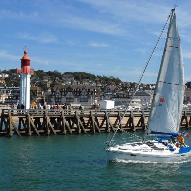 Best nautical events in Normandy