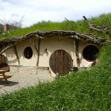 Accommodation that's out of the ordinary