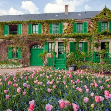 Giverny and its surroundings