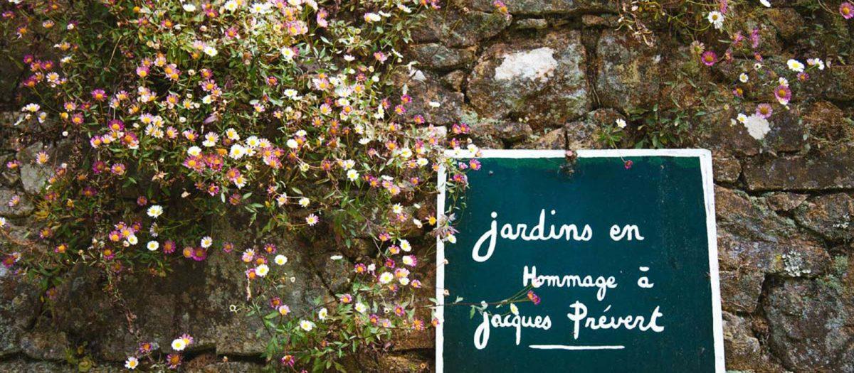 Jacques Prévert Gardens, Saint-germain-des-vaux, Cap de la Hague - Cotentin