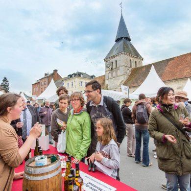 Food festivals in Normandy