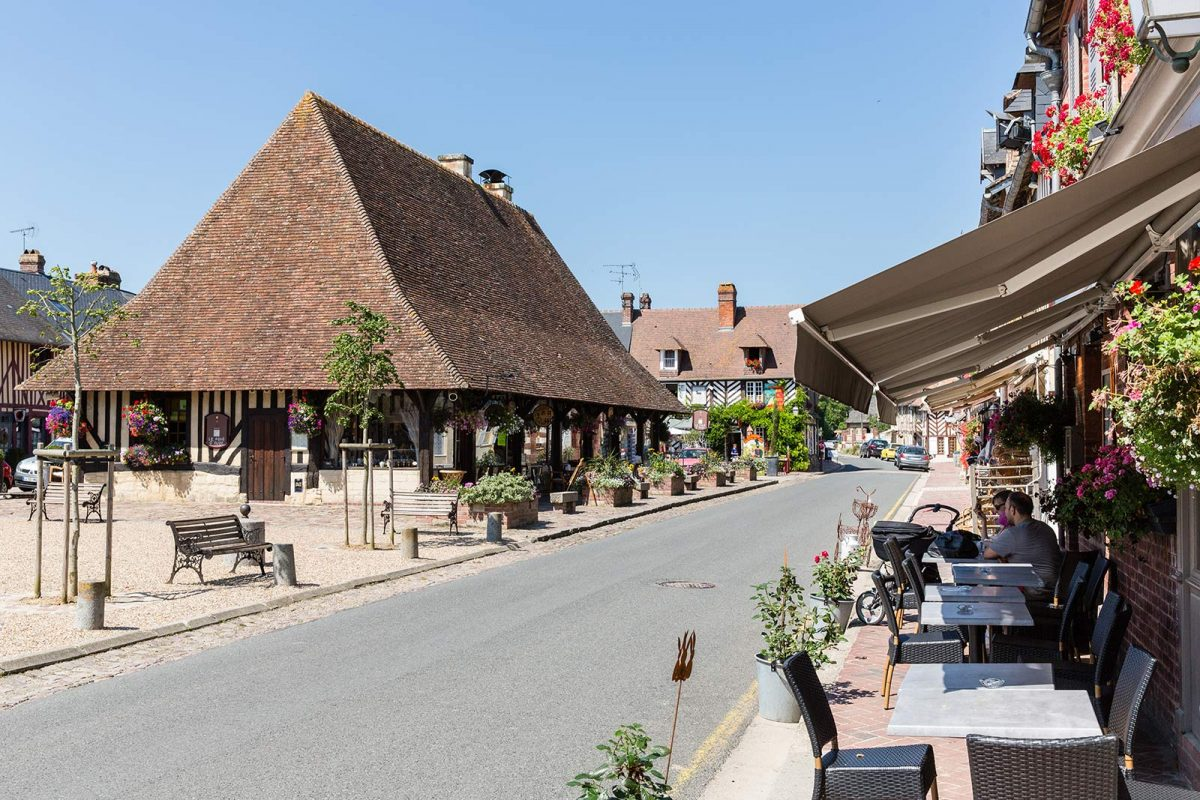 Visit Beuvron En Auge Normandy Tourism France
