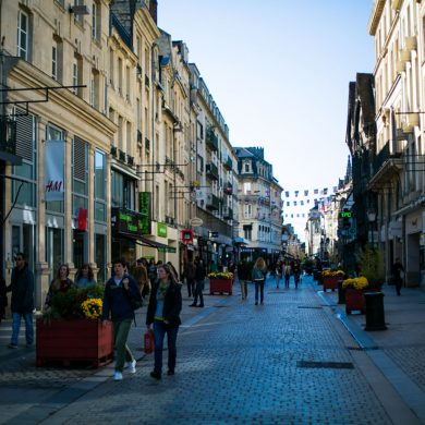 A cultural shopping weekend in Caen