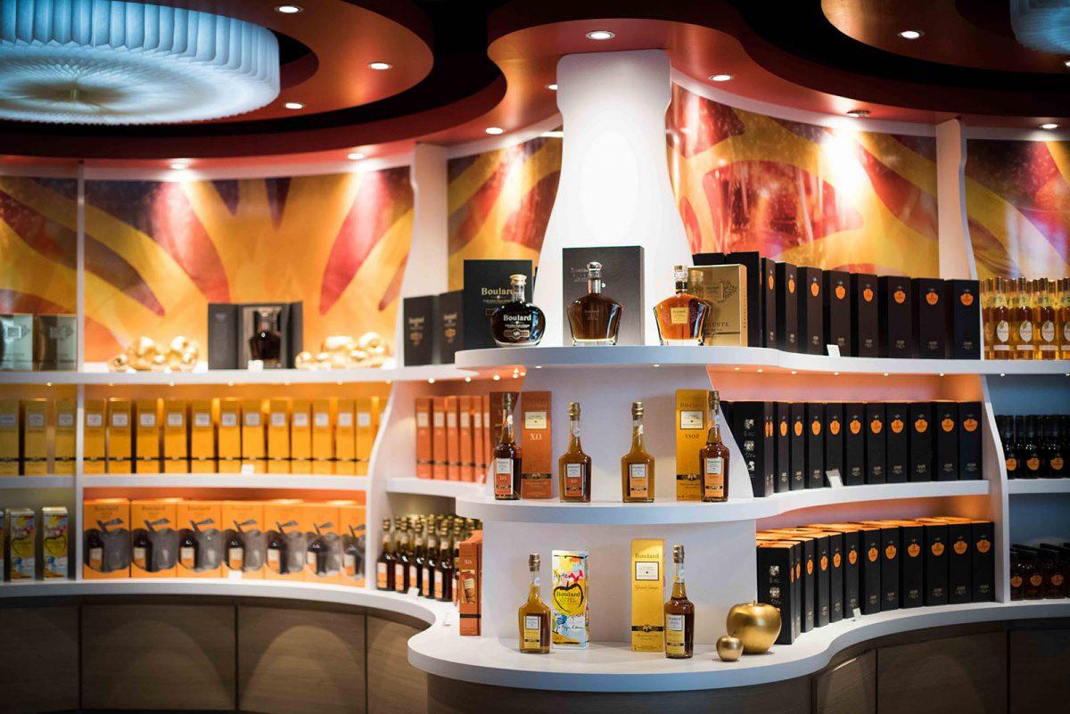 Boutique de Calvados Expérience