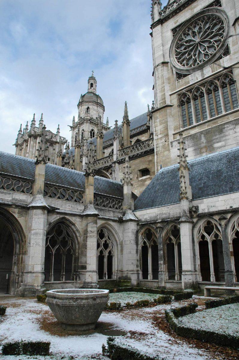 La cathédrale d'Evreux