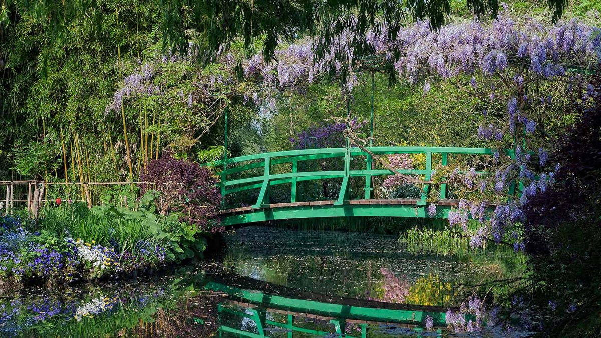 Claude Monet's Gardens in Giverny