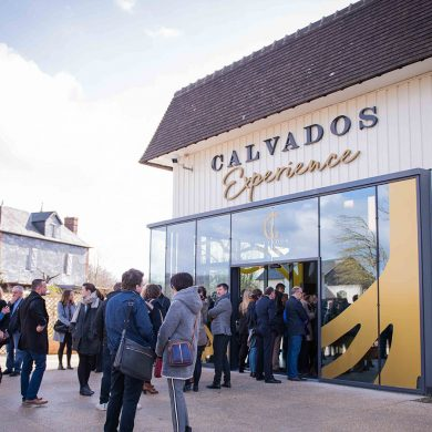 Uncover the secrets of apple brandy at the CALVADOS EXPERIENCE