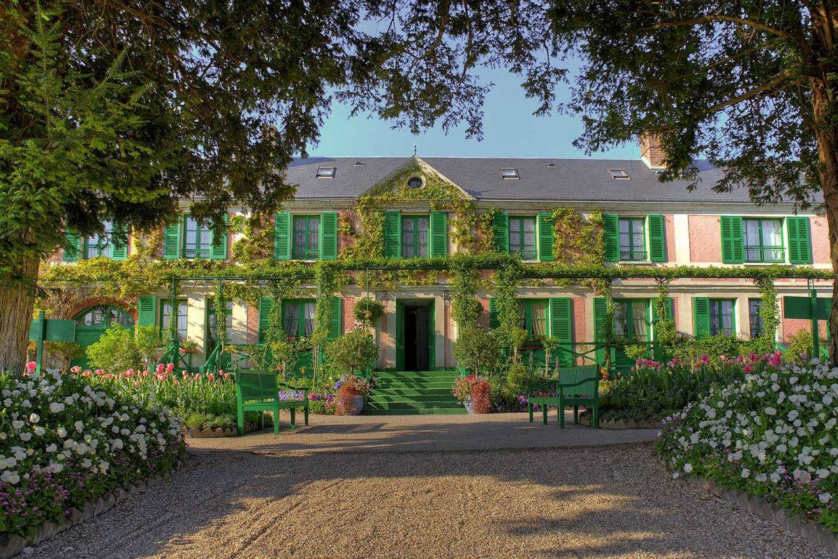 Maison de Claude Monet à Giverny