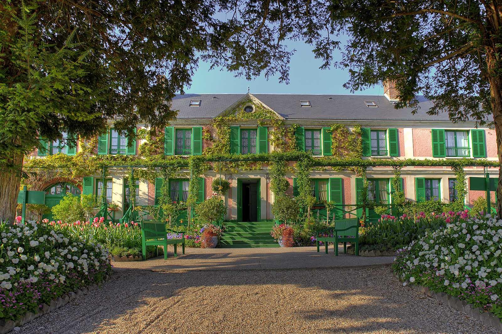 Maison de Claude Monet à Giverny