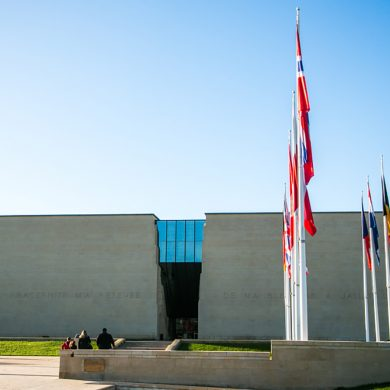 An unforgettable visit to the Mémorial de Caen