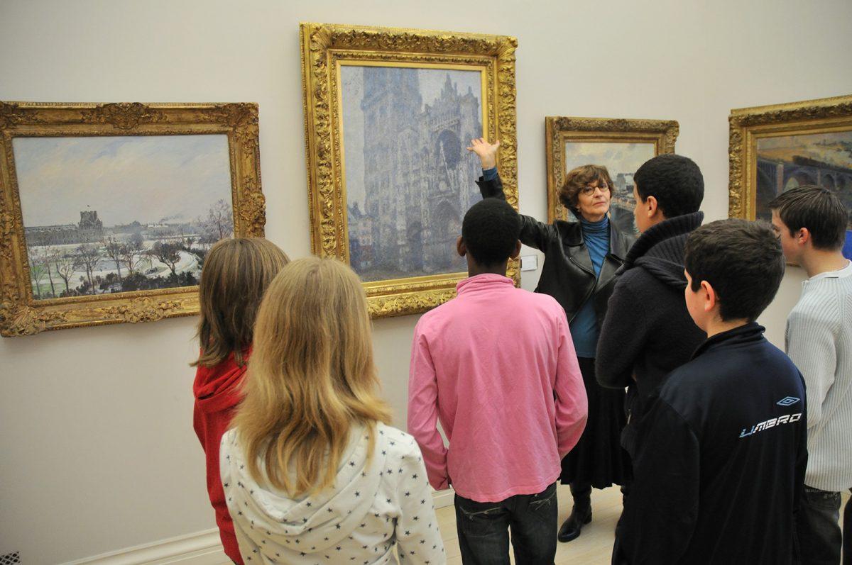 Exposition au Musée des Beaux-Arts