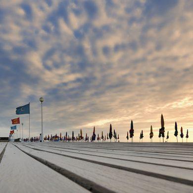 Deauville in all seasons