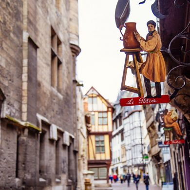 City break in Rouen