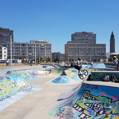 Sports and leisure activities in Le Havre