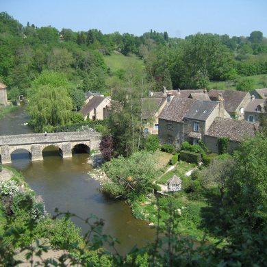 Saint-Céneri-le-Gérei, quintessential Normandy