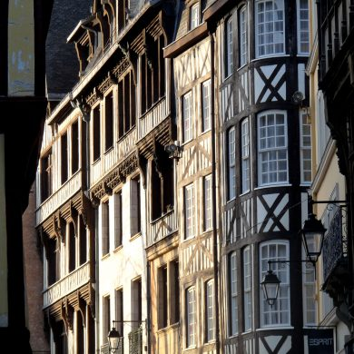 Quirky and unusual spots in Rouen