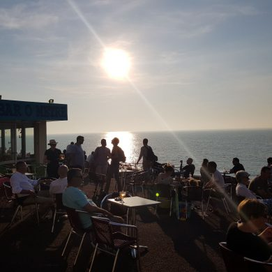 The best beach bars in Normandy