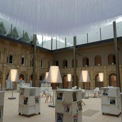 Les Franciscaines, Deauville's new cultural centre
