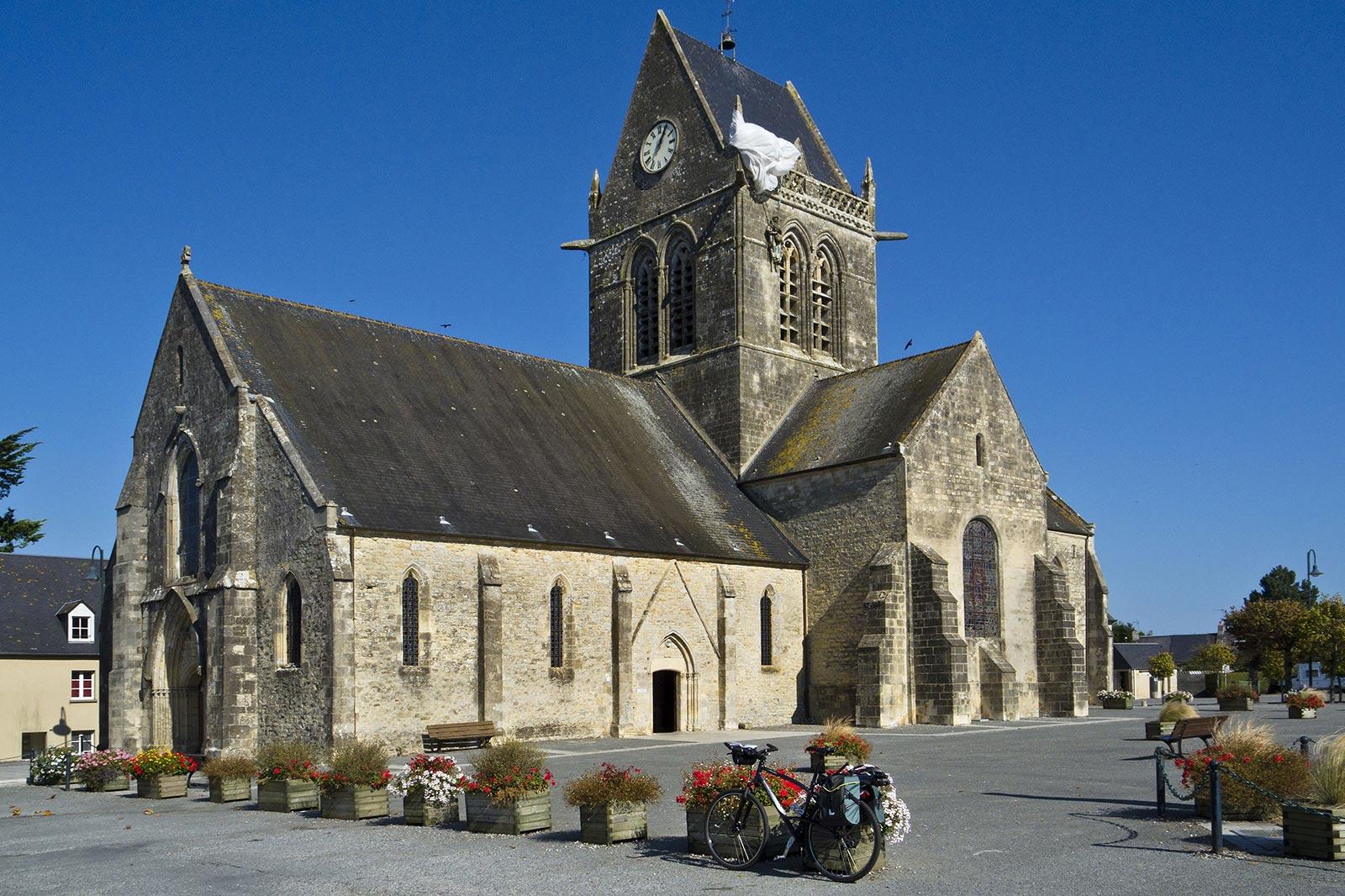 Sainte Mère Eglise Battle Of Normandy Normandy Tourism France