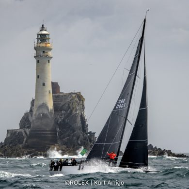 The Rolex Fastnet Race comes to Cherbourg in August 2021