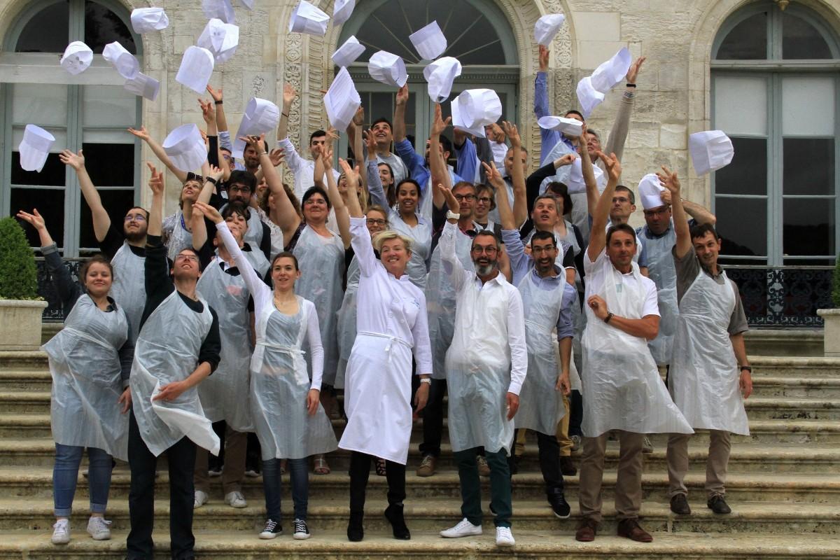Activité Incentive Challenge Culinaire Abbaye du Valasse