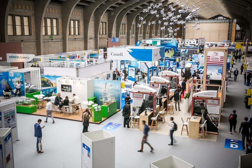 Salon ICOE / Seanergy 2018 à la Cité de la Mer