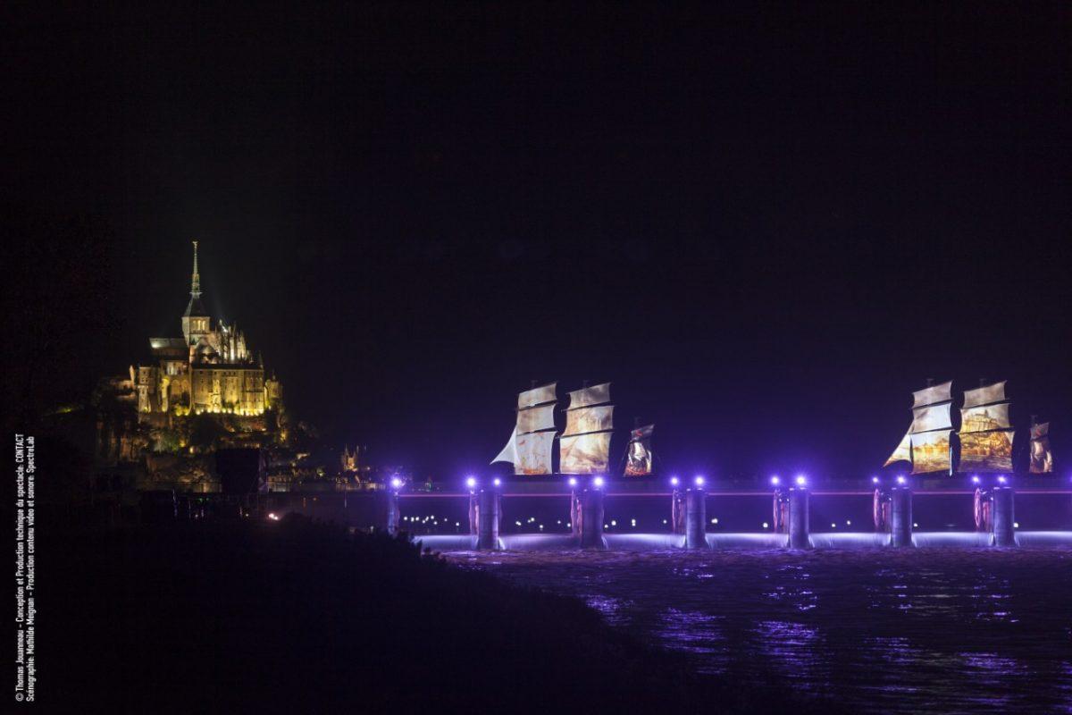 Mont-Saint-Michel Contact STE