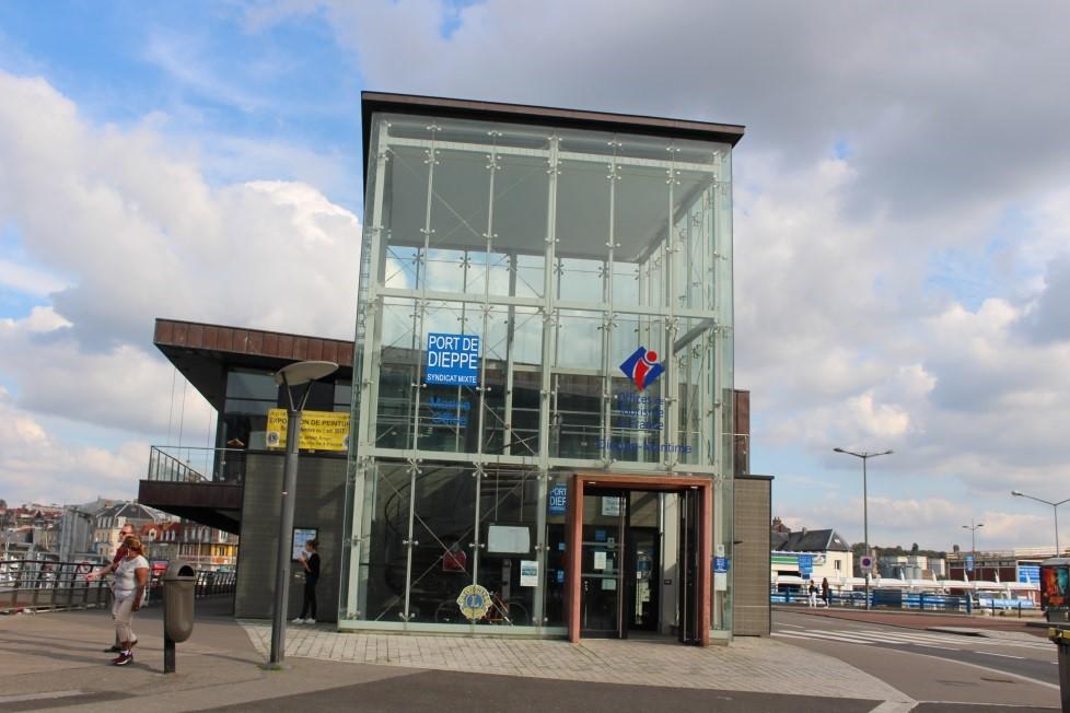 Office de tourisme de Dieppe