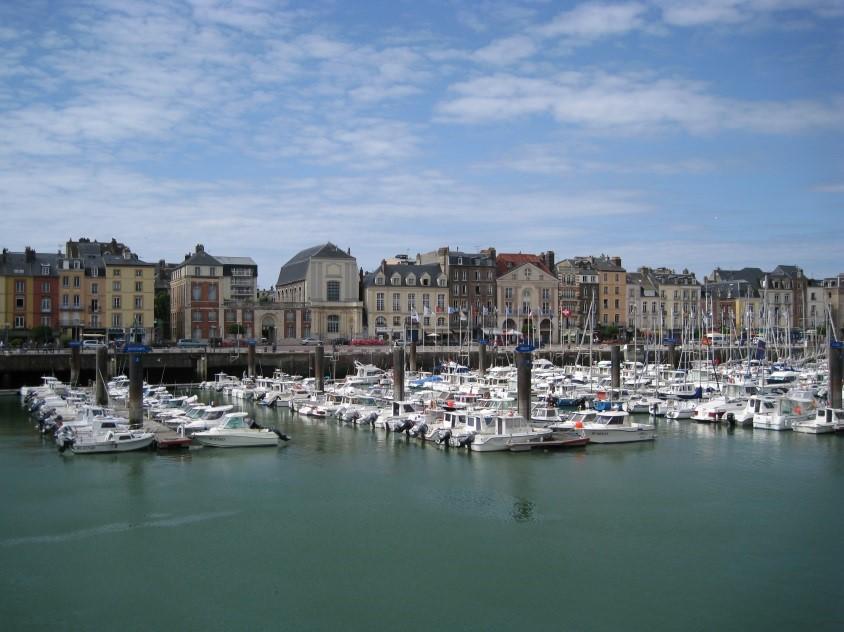 Port de Plaisance de Dieppe