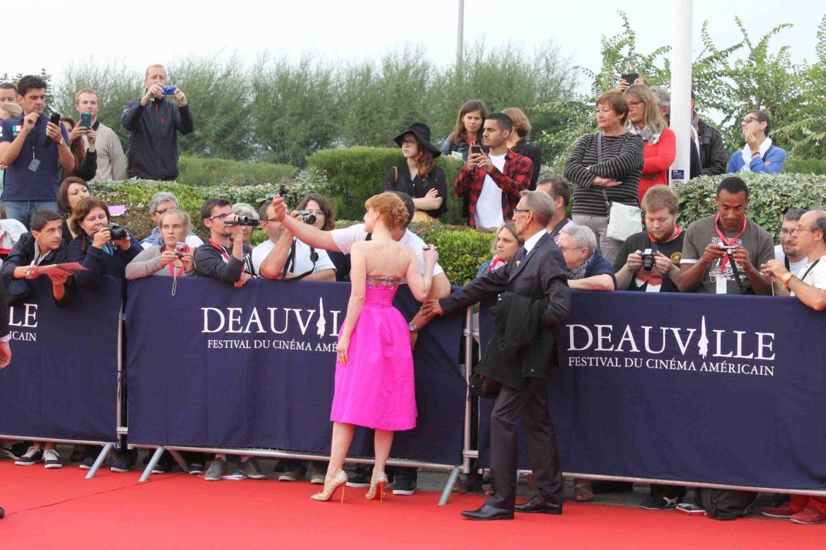 Deauville American Film Festival 2014