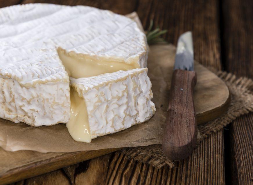 Camembert © Handmade Pictures / Shutterstock