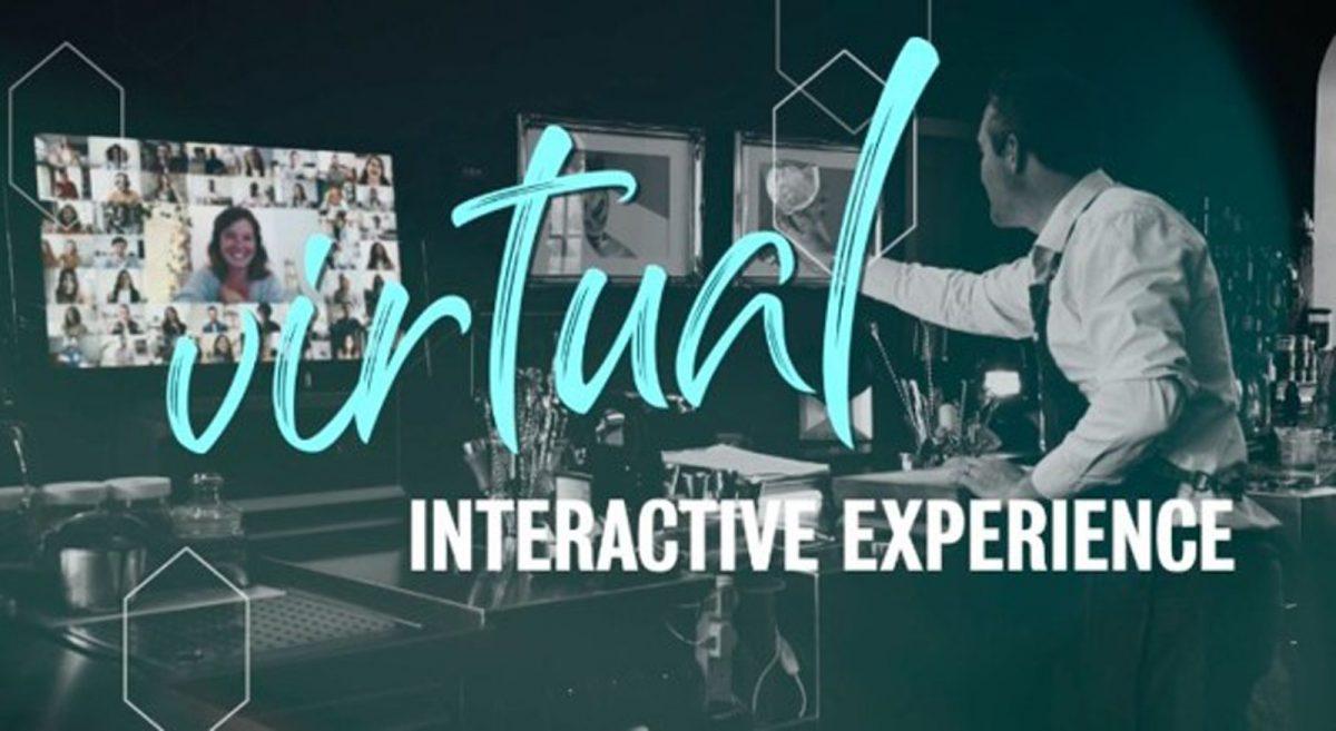 Bandeau virtual interactive experience, top gun