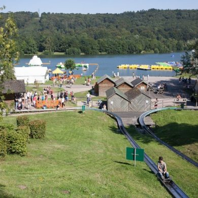 Caniel Lake outdoor activities centre