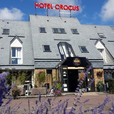 Crocus Hôtel Mémorial