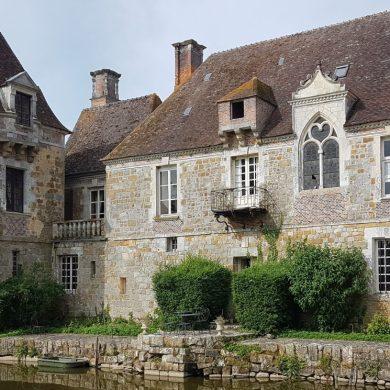 Orangerie du Château du Blanc Buisson