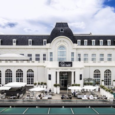 Hotel McGallery Cures Marines Trouville, Thalassotherapy & Spa