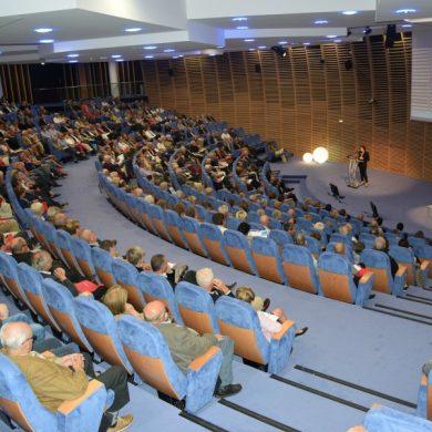 The Crédit Agricole Conference Centre