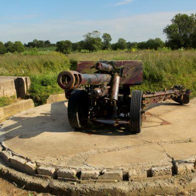 Maisy Military Battery