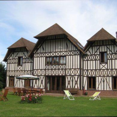 Château d'Argeronne – Le Pommier Doux