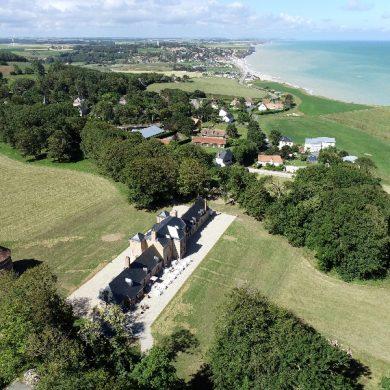 Château de Sainte-Marguerite-sur-Mer
