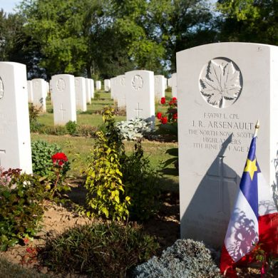 Canadian Military Cemetery