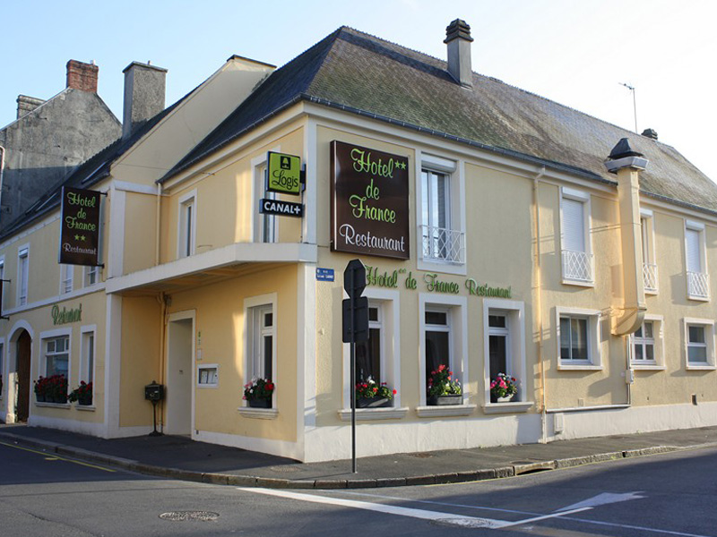 Hotel Restaurant De France Isigny Sur Mer Normandy Tourism France