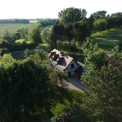 """Le coin des Aromates – Bed & Breakfast """"Hysope"""""""
